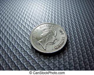 Hong Nong Dollar coin