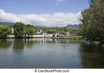 Hongcun south lake 2