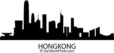 hongkong, スカイライン