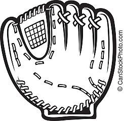 honkbal glove
