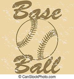 honkbal, retro