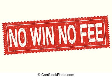 honorarium, grunge, nee, postzegel, winnen, rubber