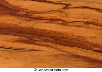 hoog, resolutie, van, houten, olive, textuur, om te, achtergrond.