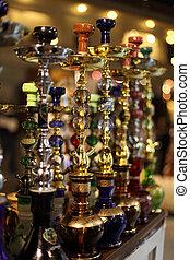 Hookah for sale in Souq Waqif, Doha Qatar