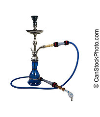 Hookah is a traditional water pipe system for smoking...