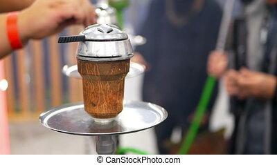 Hookah smoking shisha bowl