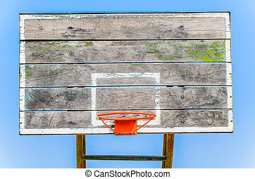 Hoop Basketball