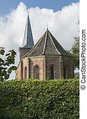 hoorn, 教会, terschelling, netherlands