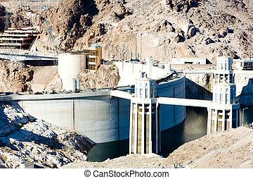 Hoover Dam, Arizona-Nevada, USA