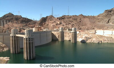 Hoover Dam & Colorado River