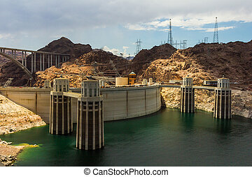 Hoover Dam Power Station