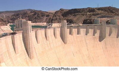 Hoover Dam, time lapse