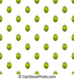 Hop pattern seamless