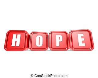 Hope cube