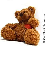 hord, teddy-mackó