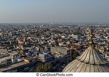horizon, delhi