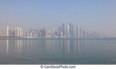 horizon, qatar, doha