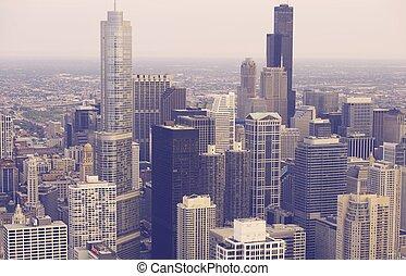 horizon, ultra-violet, chicago