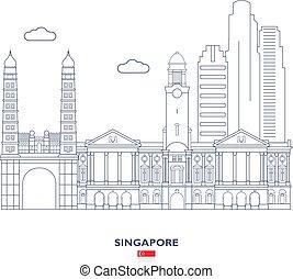 horizon ville, singapour
