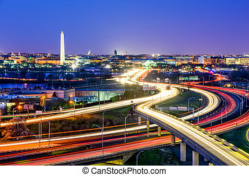 horizon, washington dc