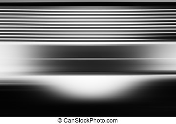 Horizontal black and white abstract street wall background...