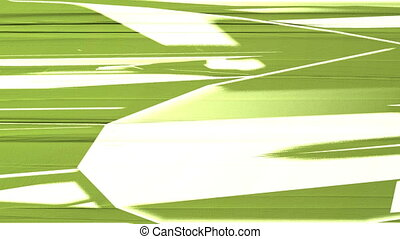 Horizontal Distorted Abstract Lines 11