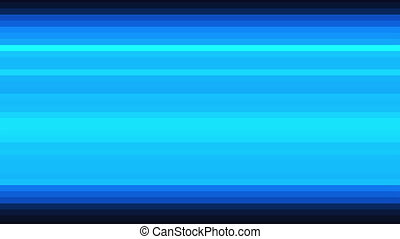 Horizontal lines background, computer generated abstract background, 3D rendering.