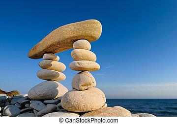 Horizontal Stone