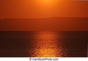 horizontal sunrise 1