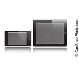 ?Horizontal Tablet and Mobile