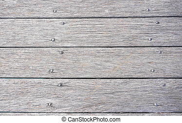 Horizontal wooden board background