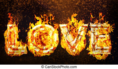 horký, láska