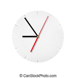 horloge mur