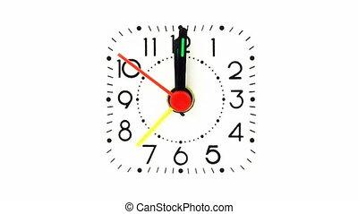 horloge, reveil