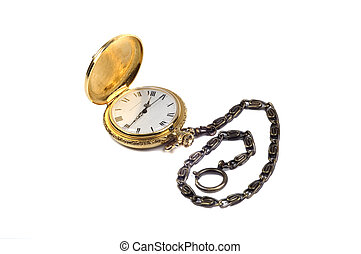 horloge, vrijstaand, fob