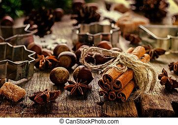 hornada de navidad, ingredientes