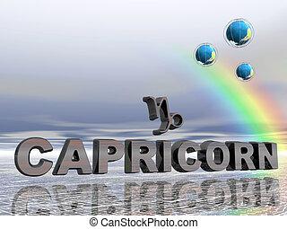 horoscope, capricorne