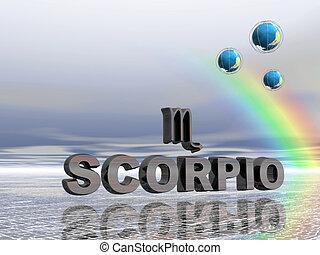 horoscope, scorpio.