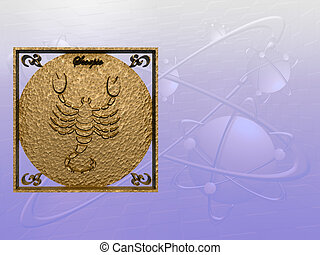 horoscope, scorpion