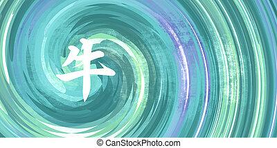 horoskop, ochse, chinesisches