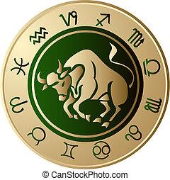 horoszkóp, bika
