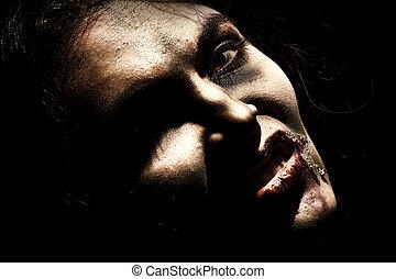 horreur, sorcière