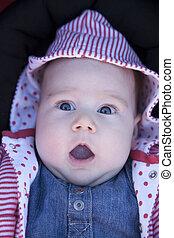 horror baby face