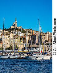 hors-bord, bateaux, yachts, peche
