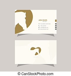 Horse animal in heart vector logo and business card design