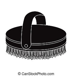 horse grooming tools vector clip art royalty free 24 horse grooming rh canstockphoto com au Fancy Horse Riding Clip Art Horse Doctor Clip Art