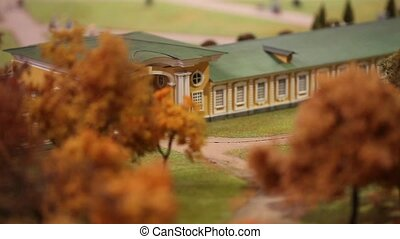 horse-drawn carriage miniature model - horse-drawn carriage...