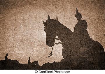 Horse Guard retro