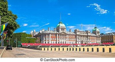 Horse Guards Parade. London. UK