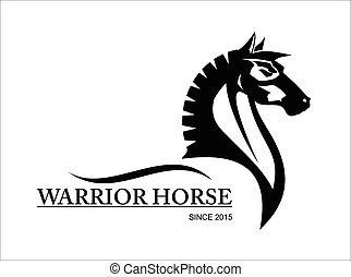 horse., guerrero